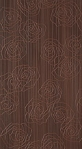 Декор Fap Velvet Bloomy Brown Inserto