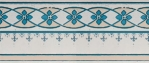 Decor Creta D Wall Aqua Stencil A Dec